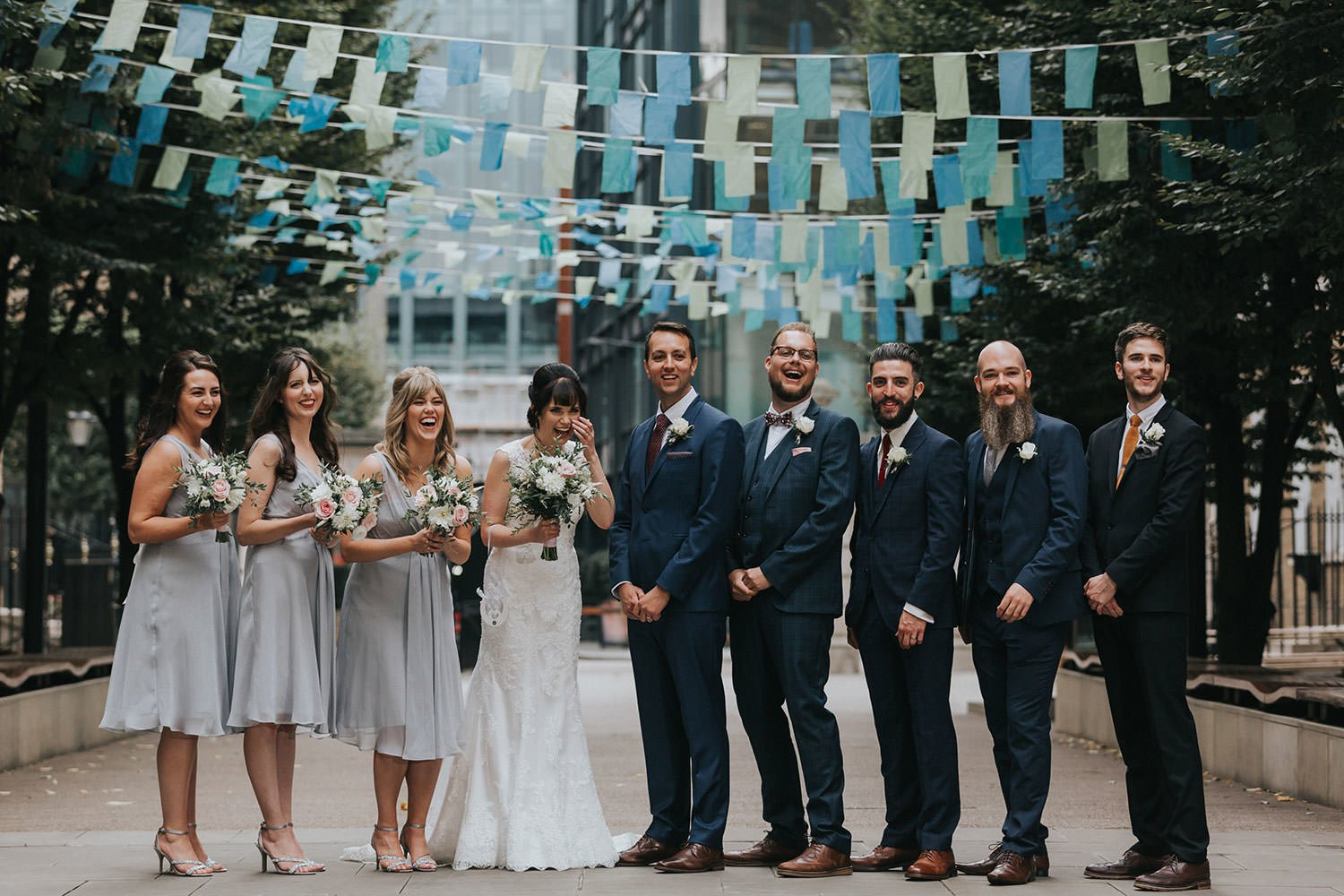 devonshire terrace wedding