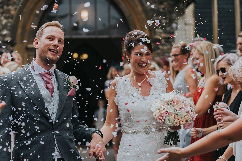 Newland Hall Wedding Photography