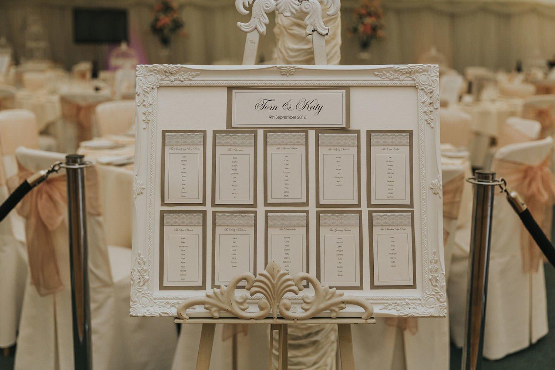 newland hall wedding