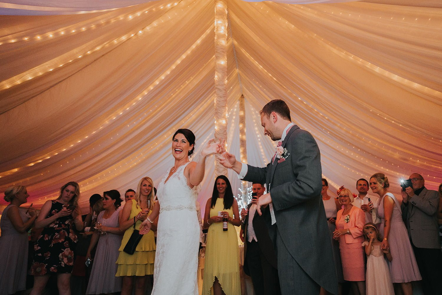 newland hall wedding