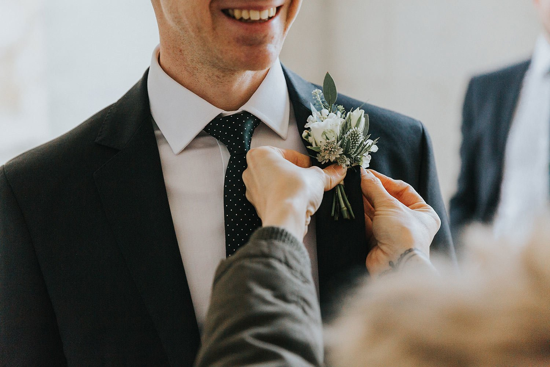 london wedding preparation