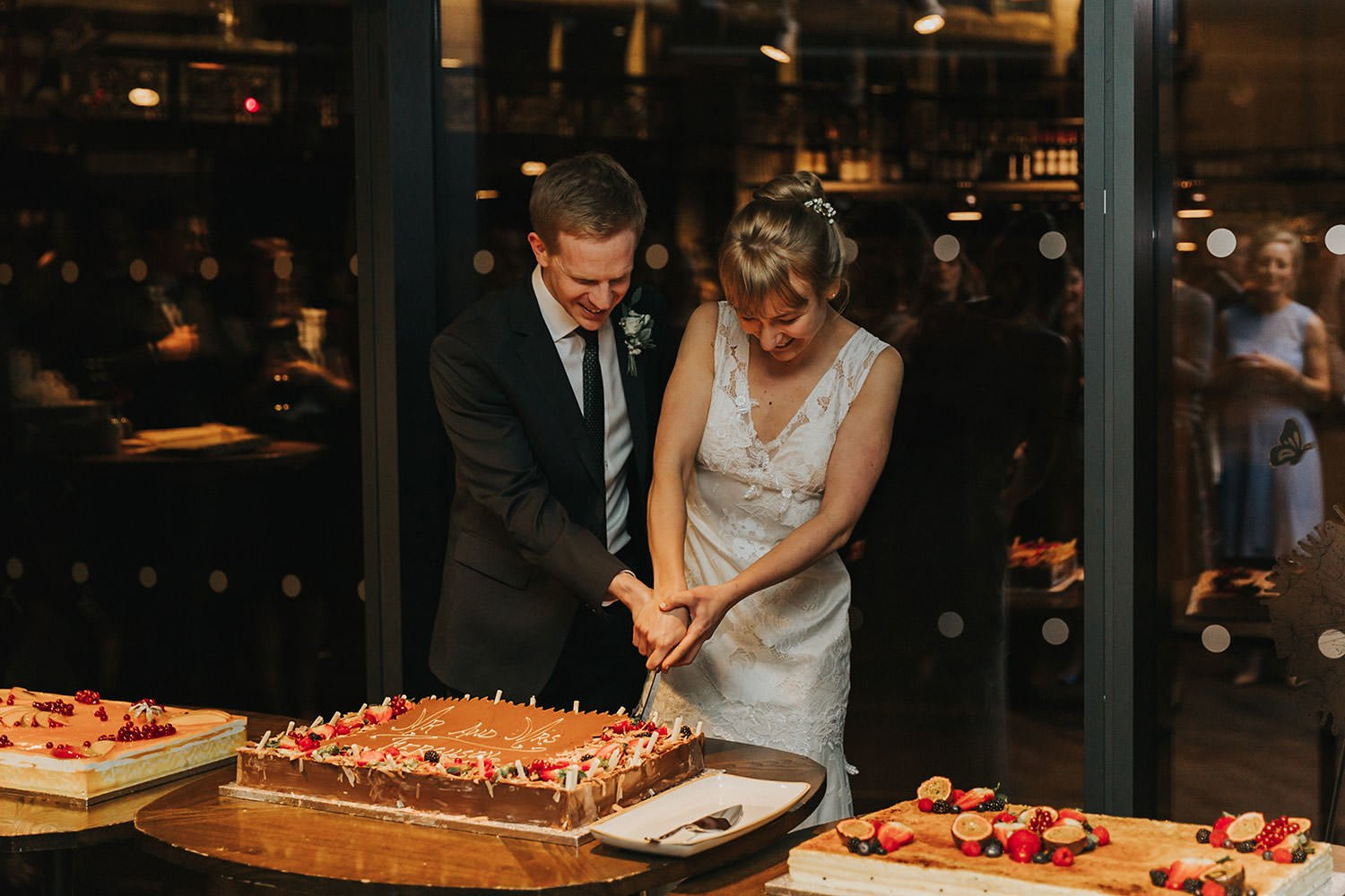the fable london wedding