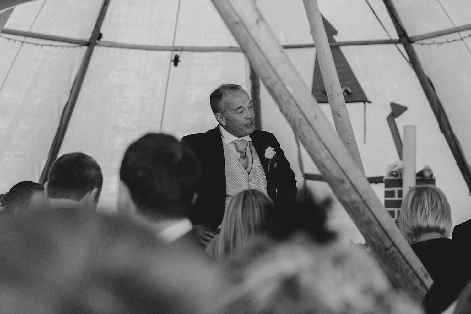 Lauren and Rob / Tipi Wedding 37