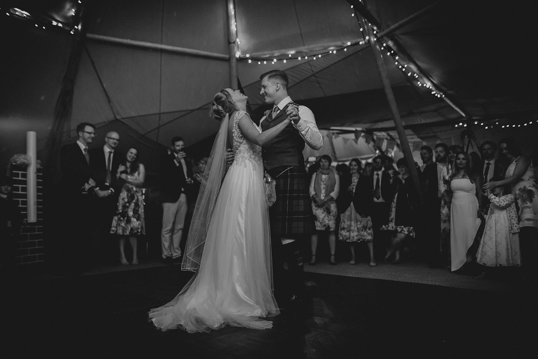 Lauren and Rob / Tipi Wedding 45