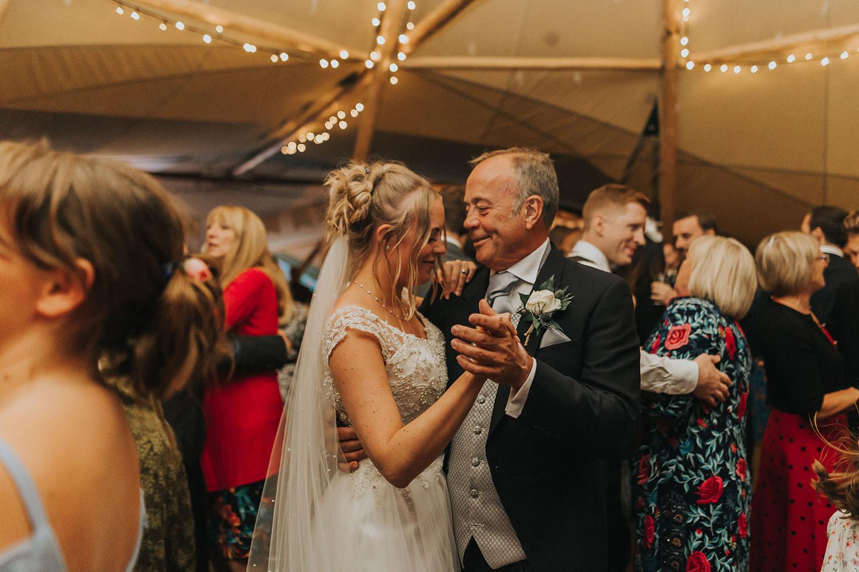 Lauren and Rob / Tipi Wedding 49