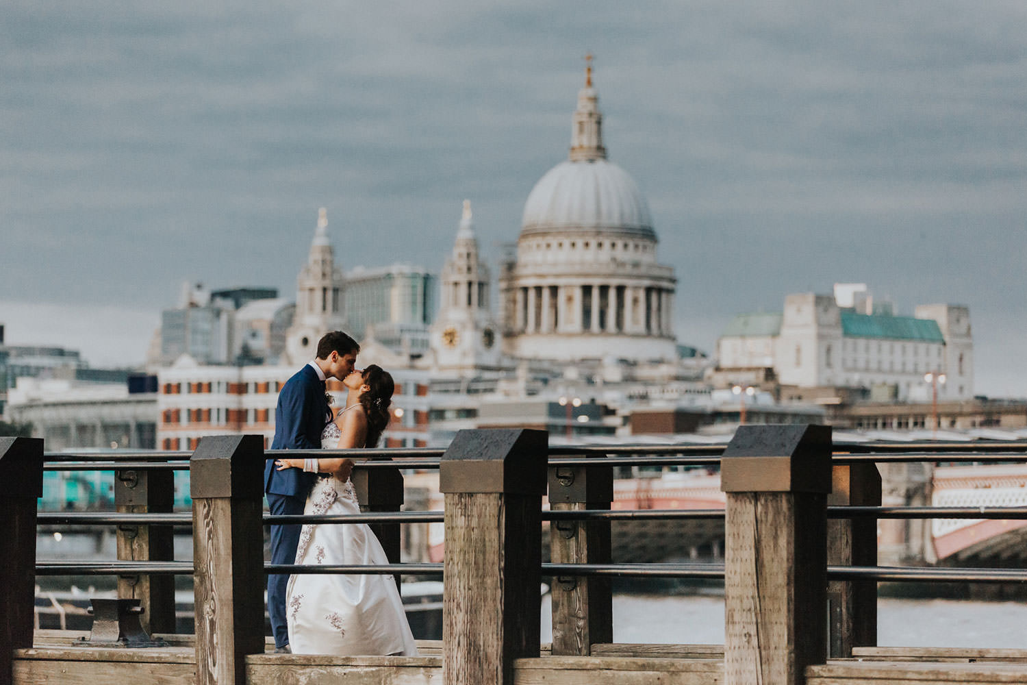 OXO2 Wedding photography in London