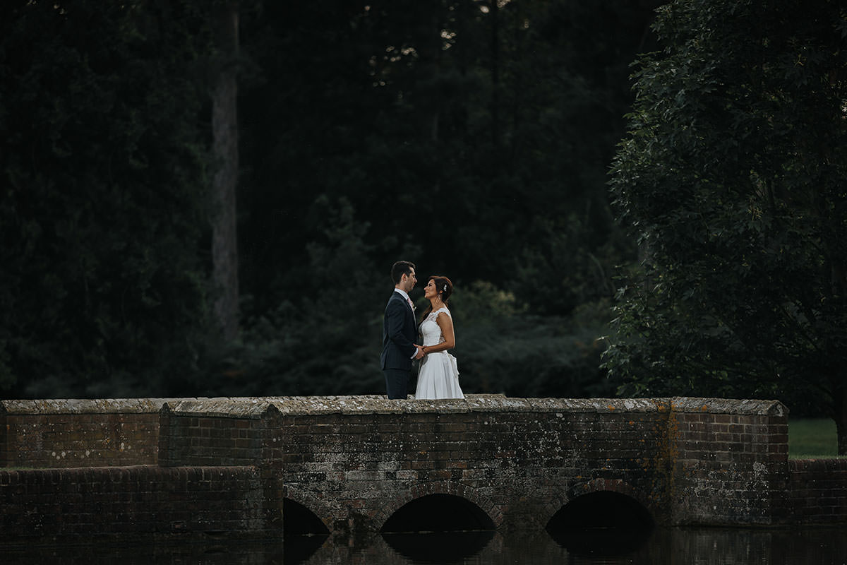 Marks Hall Wedding