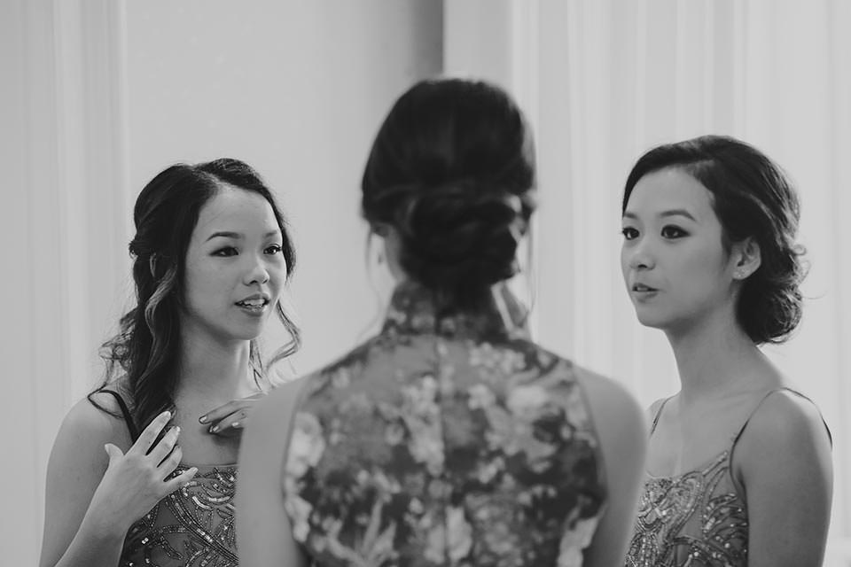 paschoe house wedding sisters