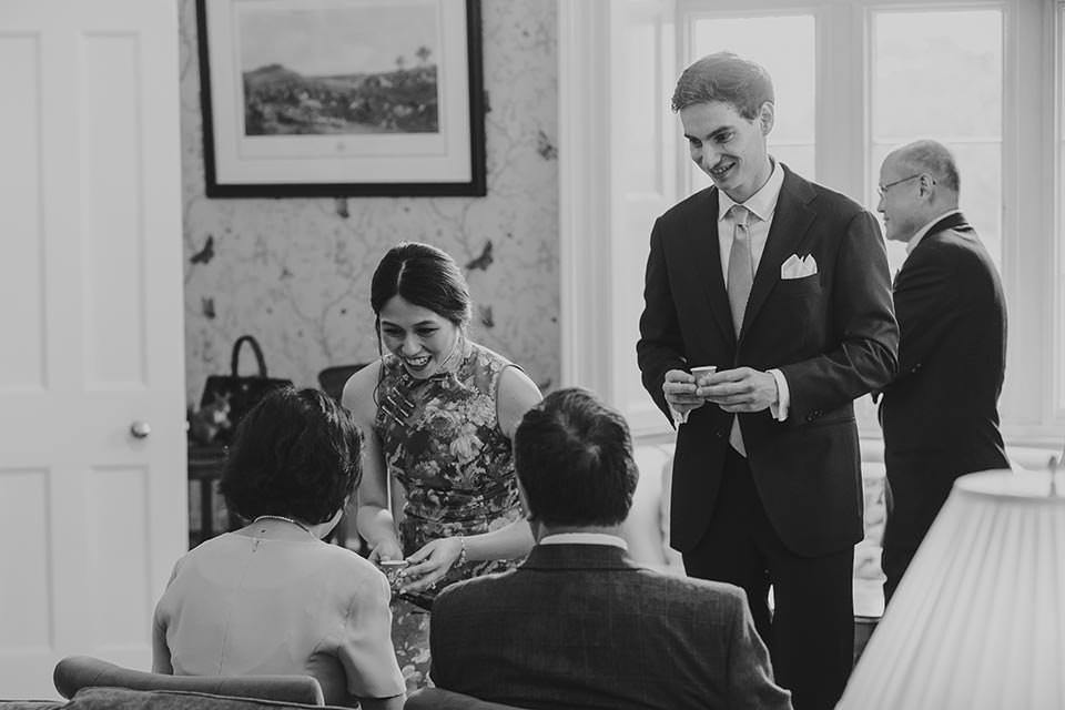 paschoe house wedding bride groom