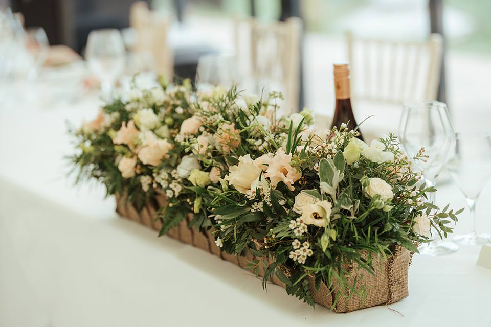 paschoe house wedding flowers