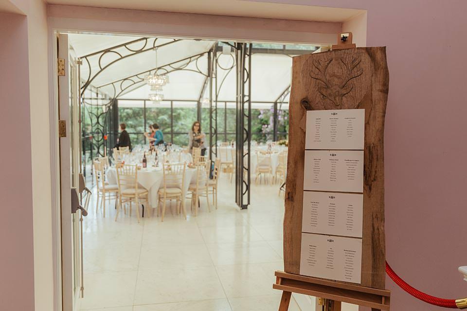 paschoe house wedding decor