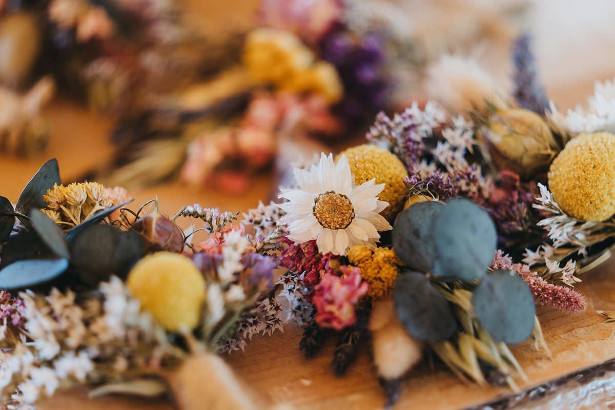 Browning Bros Wedding flowers