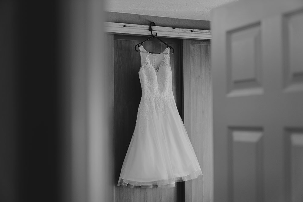 Cambridge Orchard Wedding dress