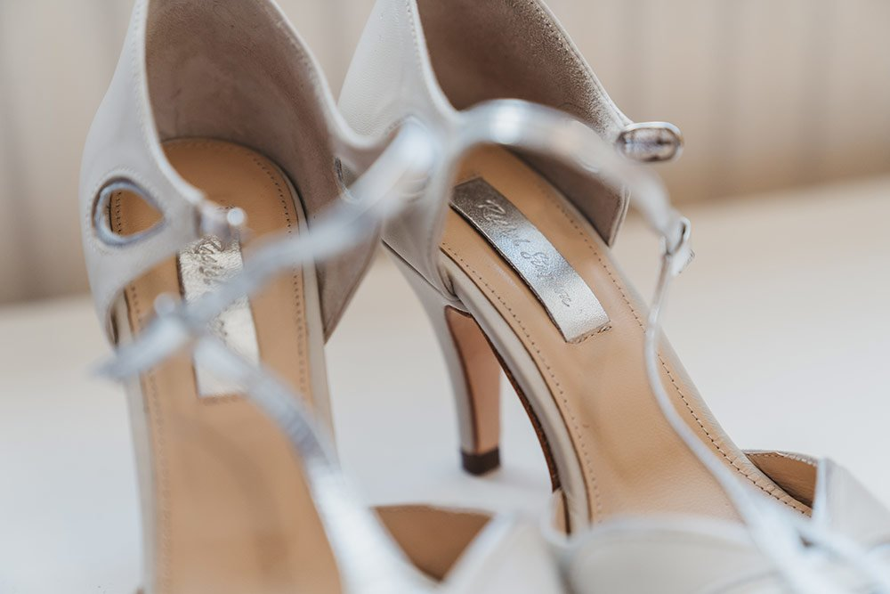 Cambridge Orchard Wedding shoes
