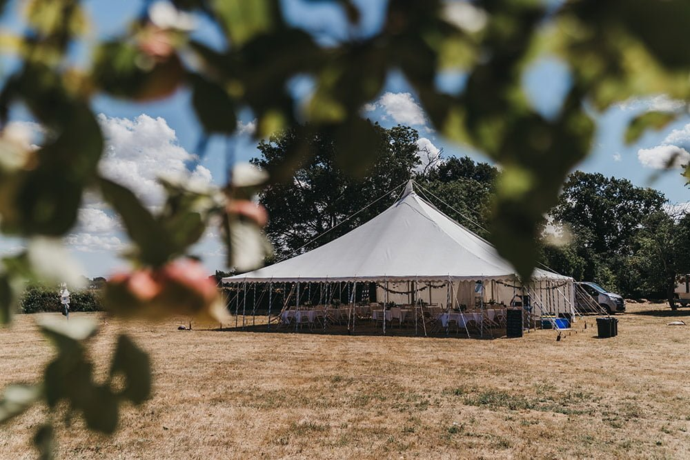 Cambridge Orchard Wedding