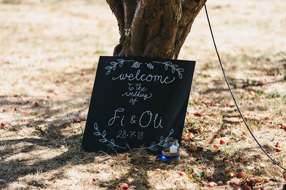 Fiona & Oliver / Cambridge Orchard 13