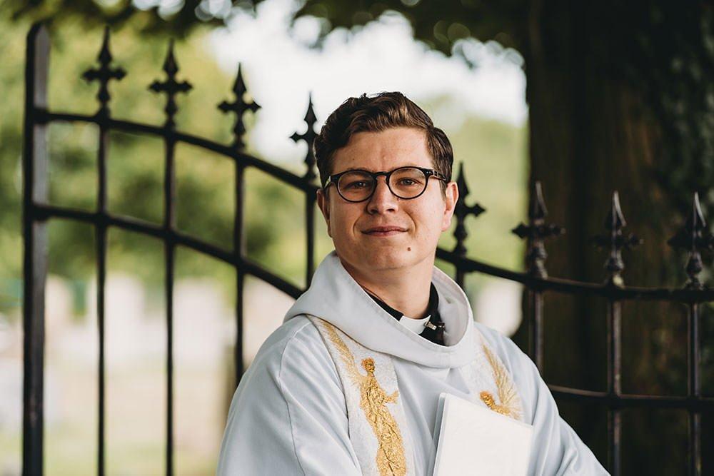 barnston lodge wedding vicar
