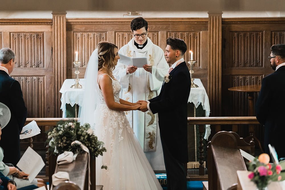 barnston lodge wedding church