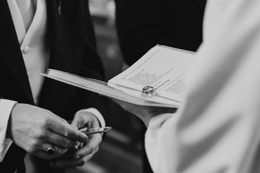 barnston lodge wedding rings