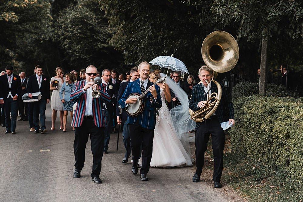 barnston lodge wedding band
