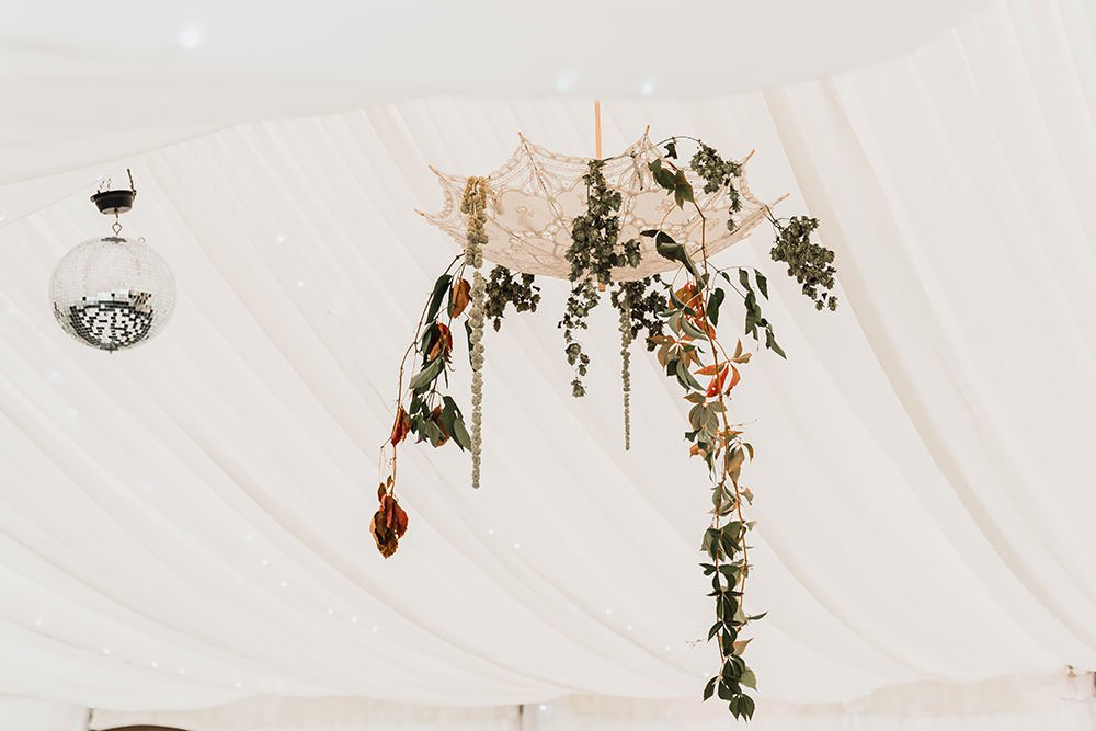 barnston lodge wedding decor