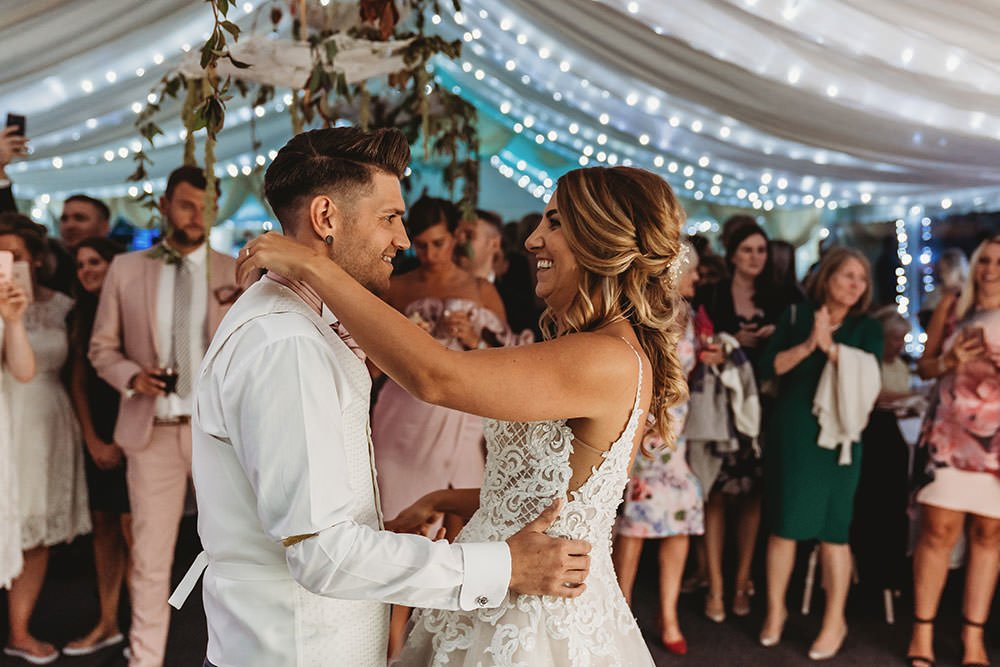 barnston lodge wedding dance