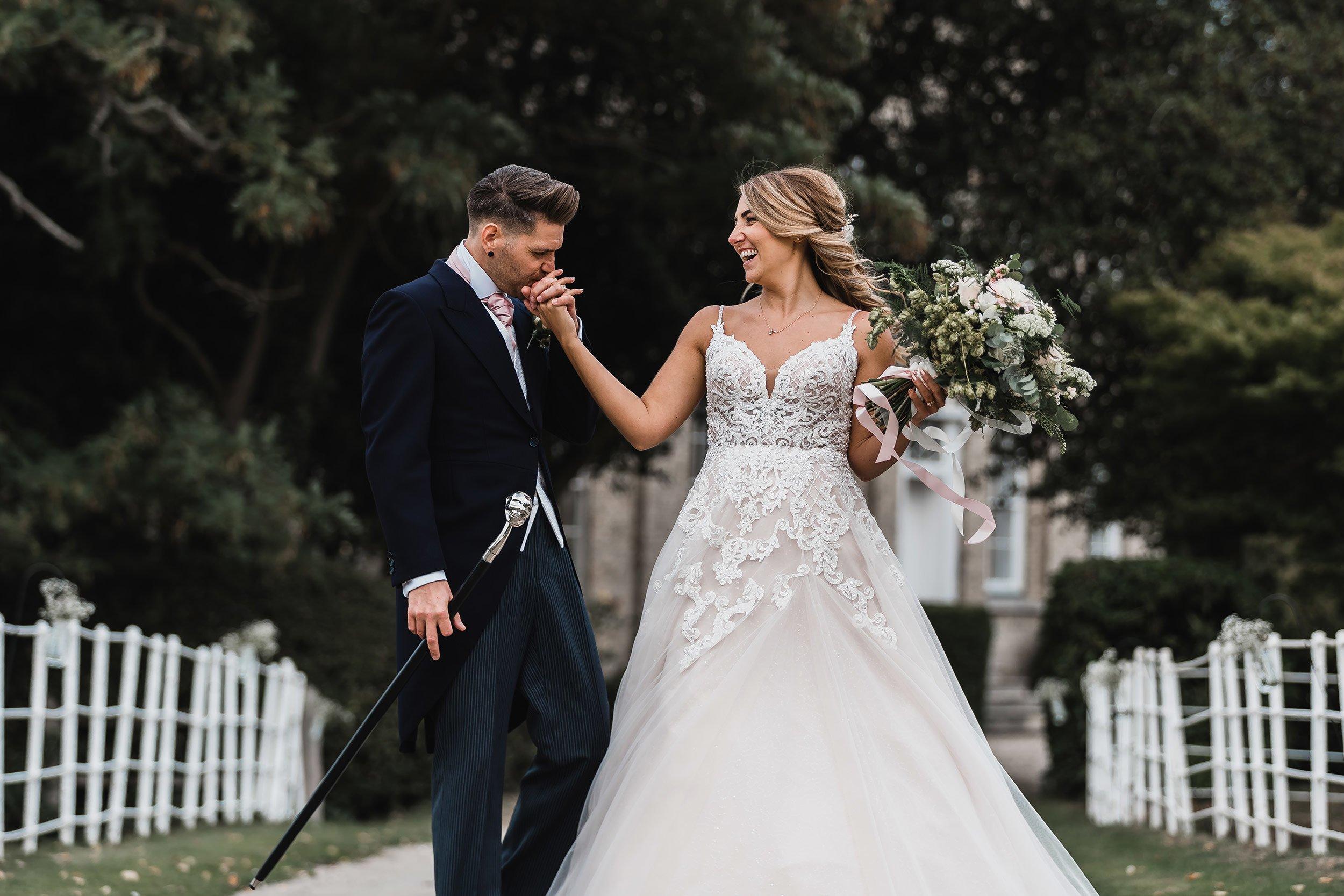 Barnston Lodge Wedding Photography