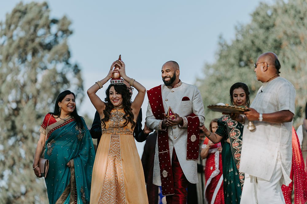 braxted Park Indian Wedding