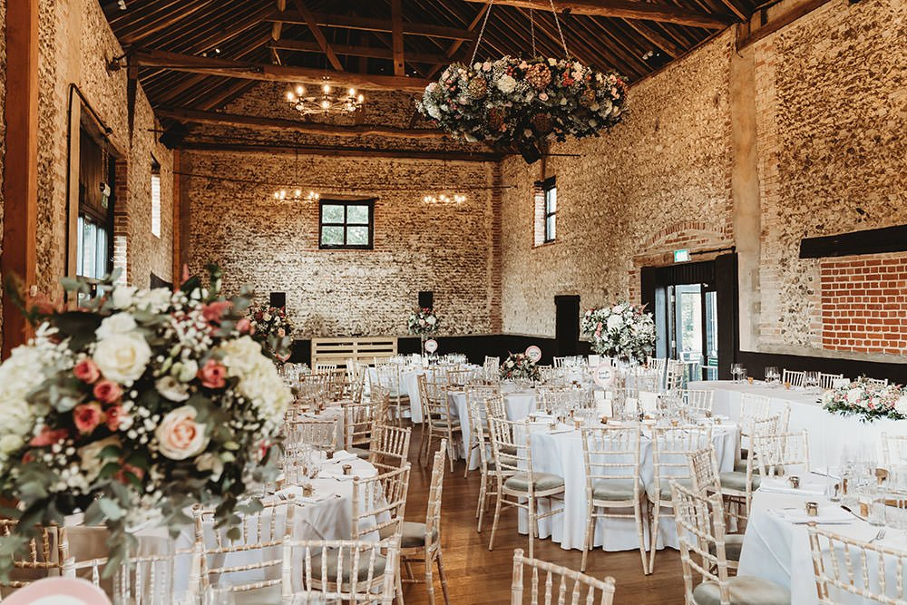 granary barn wedding