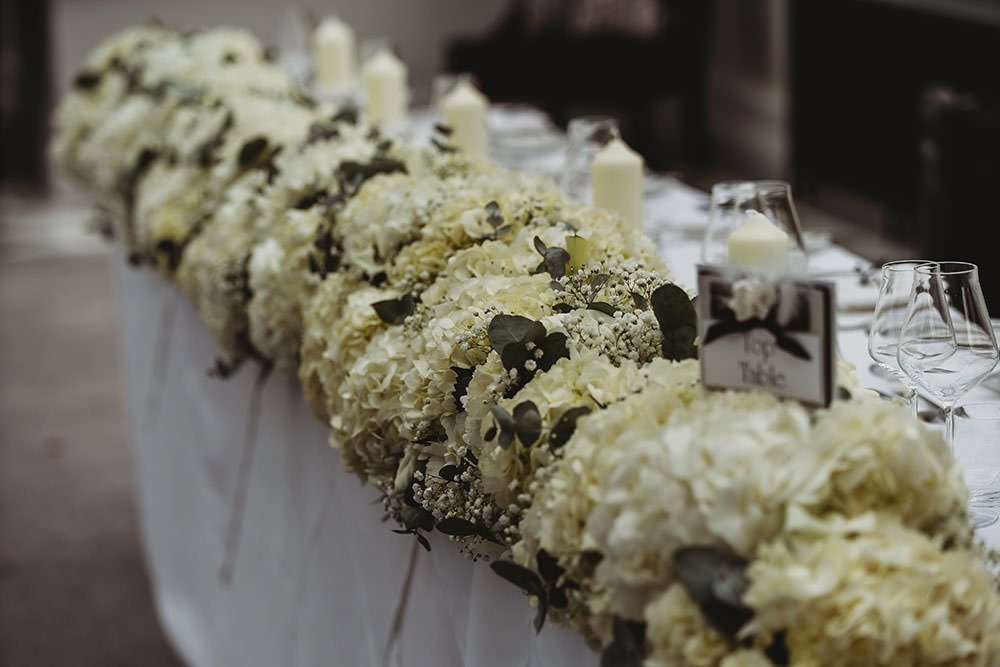 swynford manor wedding flowers