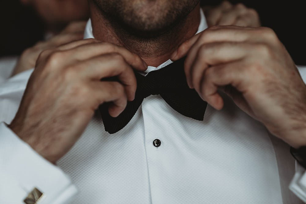 swynford manor wedding groom tie