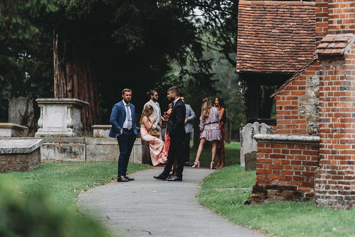 Gaynes Park Wedding Venue 27