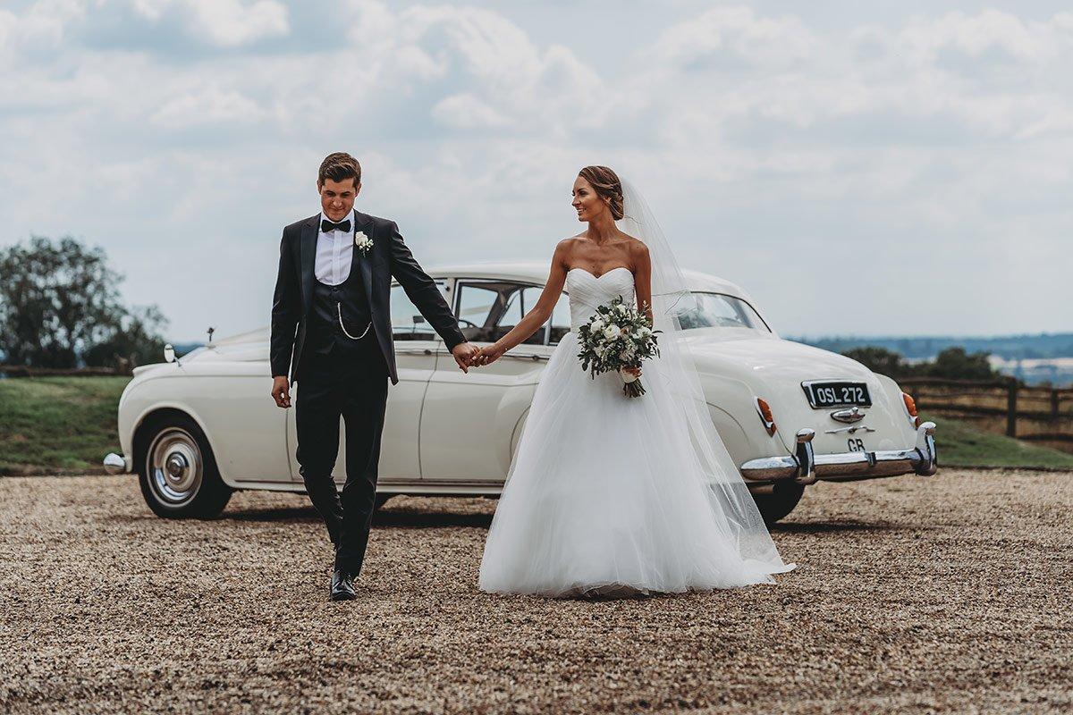 Gaynes Park Wedding Venue 55