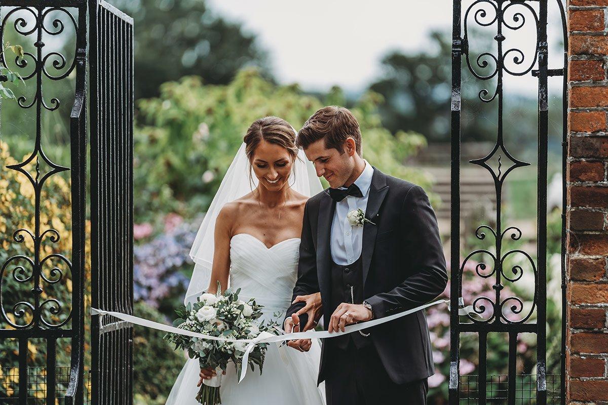 Gaynes Park Wedding Venue 56