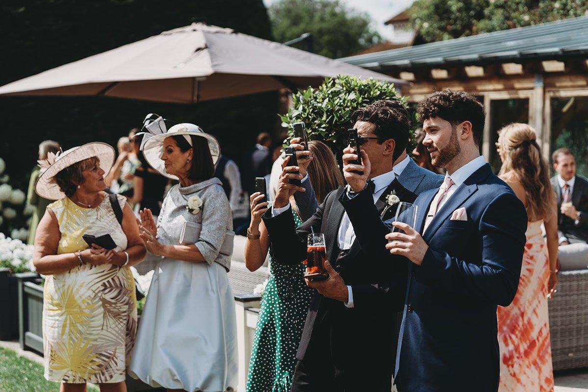 Gaynes Park Wedding Venue 58