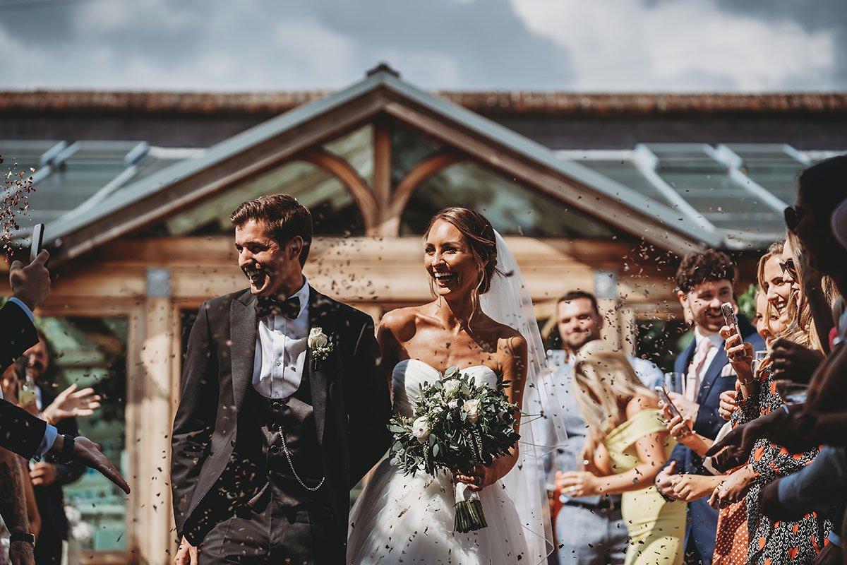 Gaynes Park Wedding Venue 59