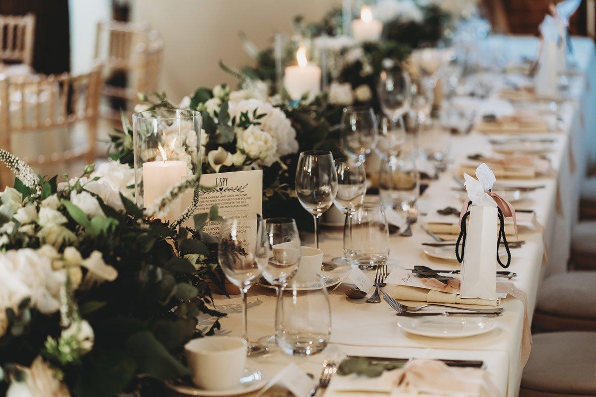 Gaynes Park Wedding Venue 64