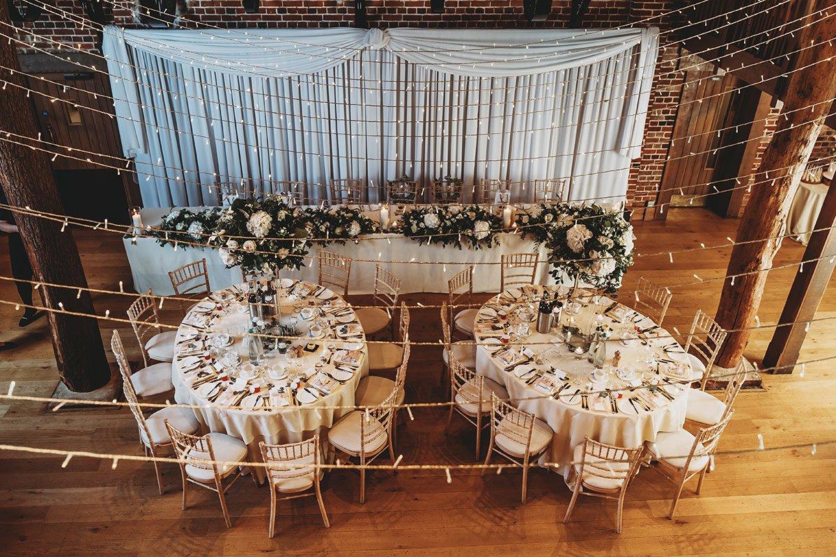 Gaynes Park Wedding Venue 66
