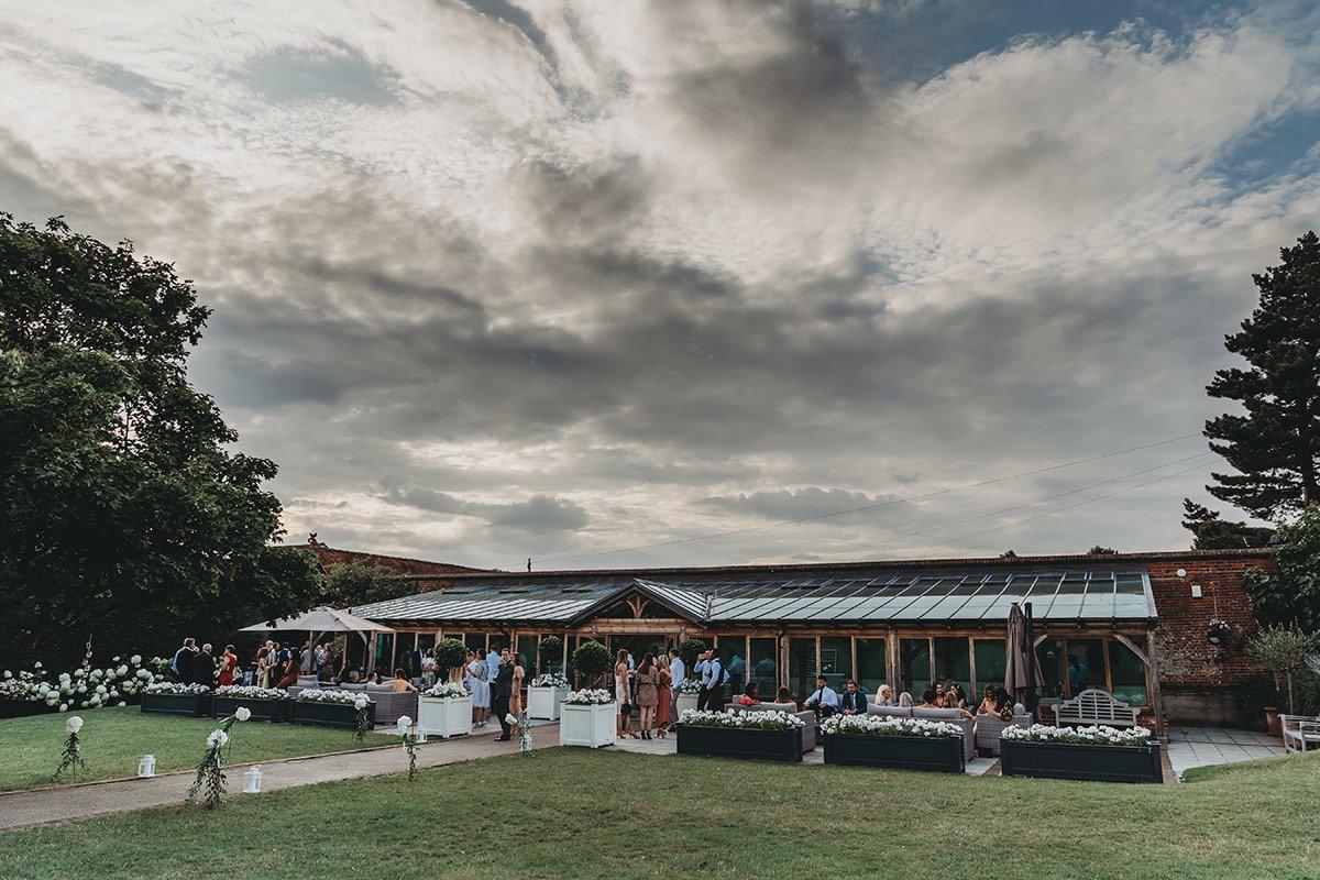 Gaynes Park Wedding Venue 86