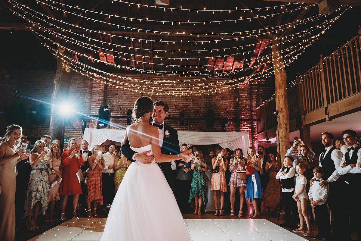 Gaynes Park Wedding Venue 92