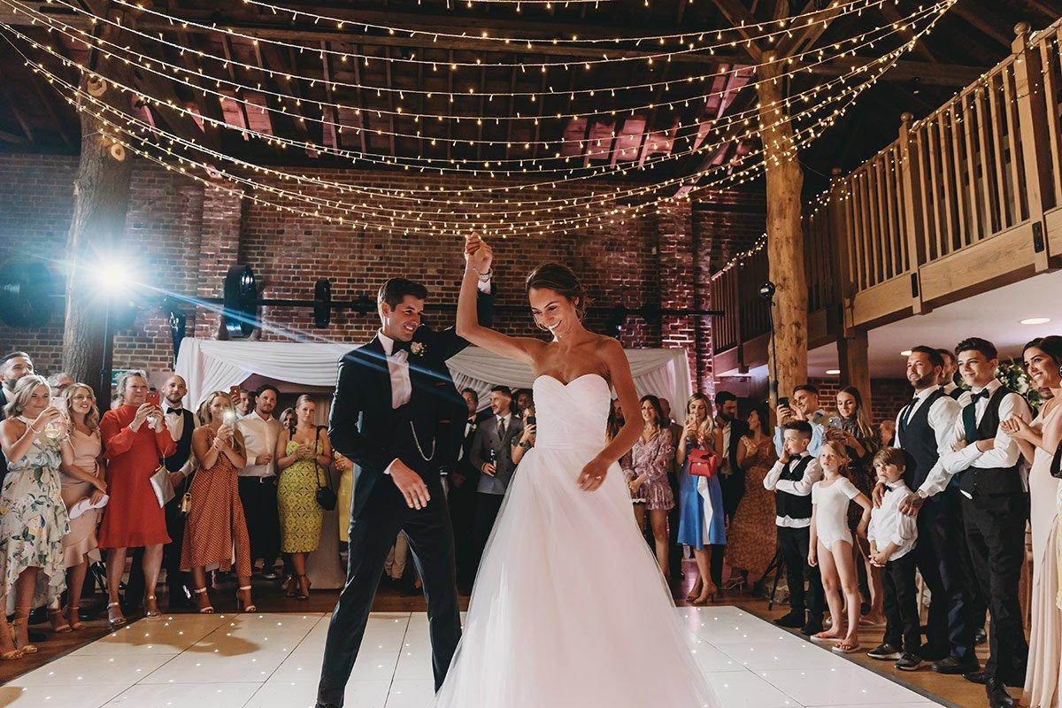 Gaynes Park Wedding Venue 93