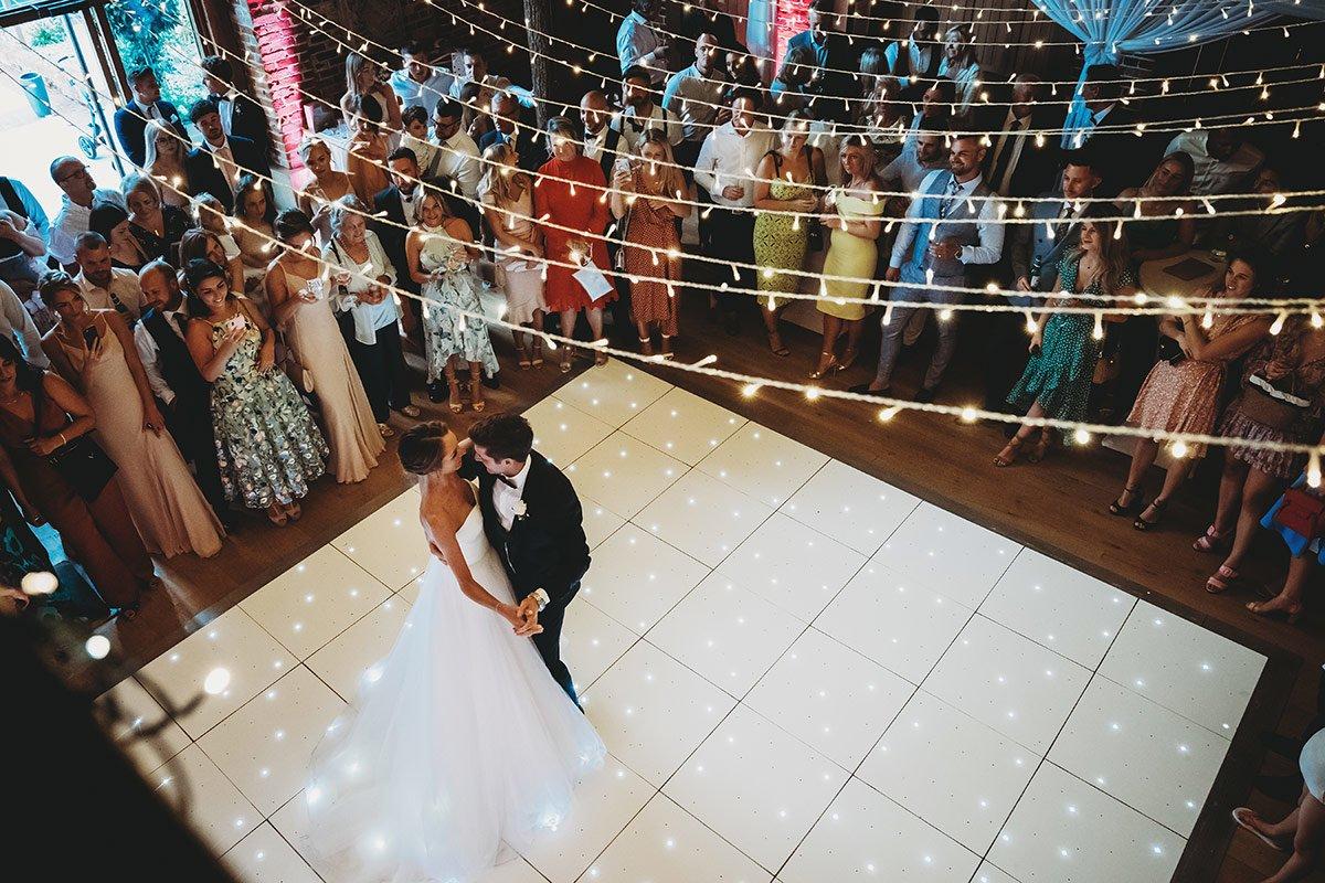 Gaynes Park Wedding Venue 94