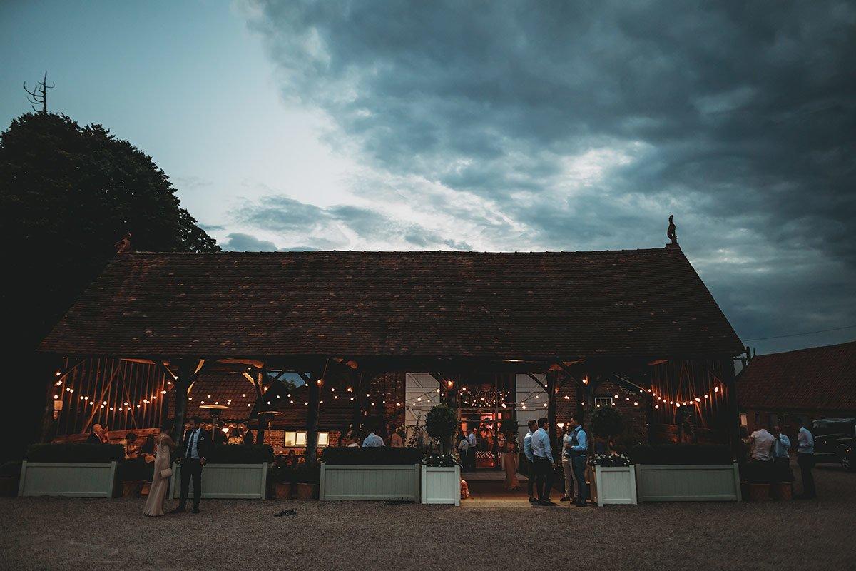 Gaynes Park Wedding Venue 100