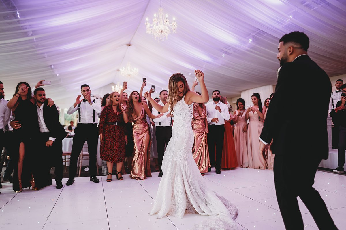 braxted park turkish wedding dance