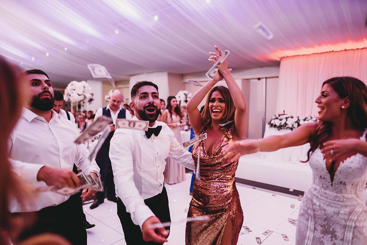 braxted park turkish wedding money dance
