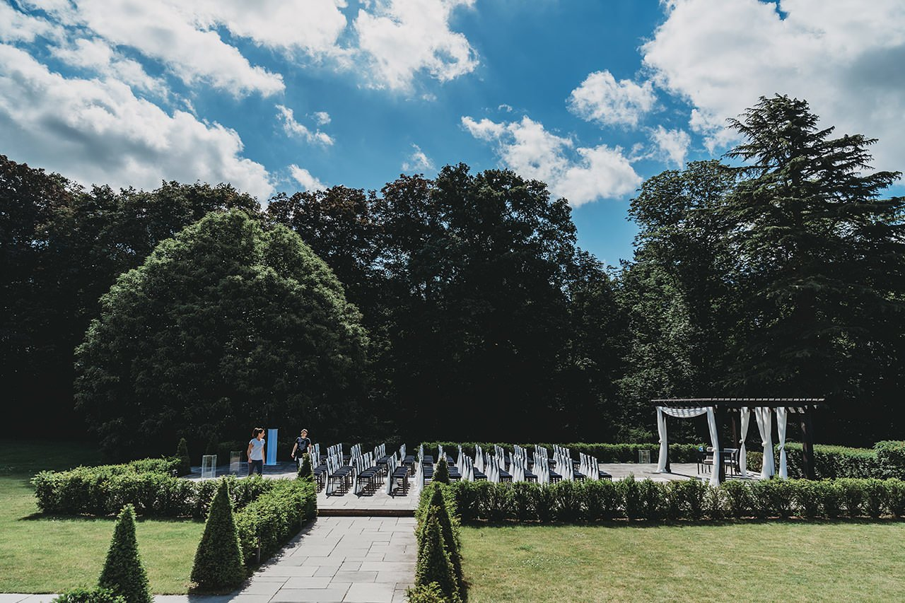 swynford manor outdoor ceremony