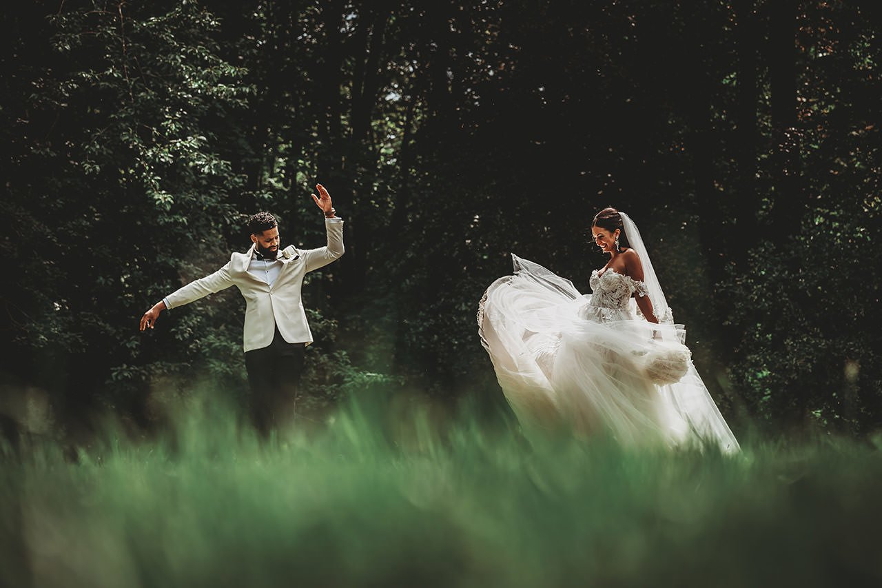 swynford manor recommended wedding photographer