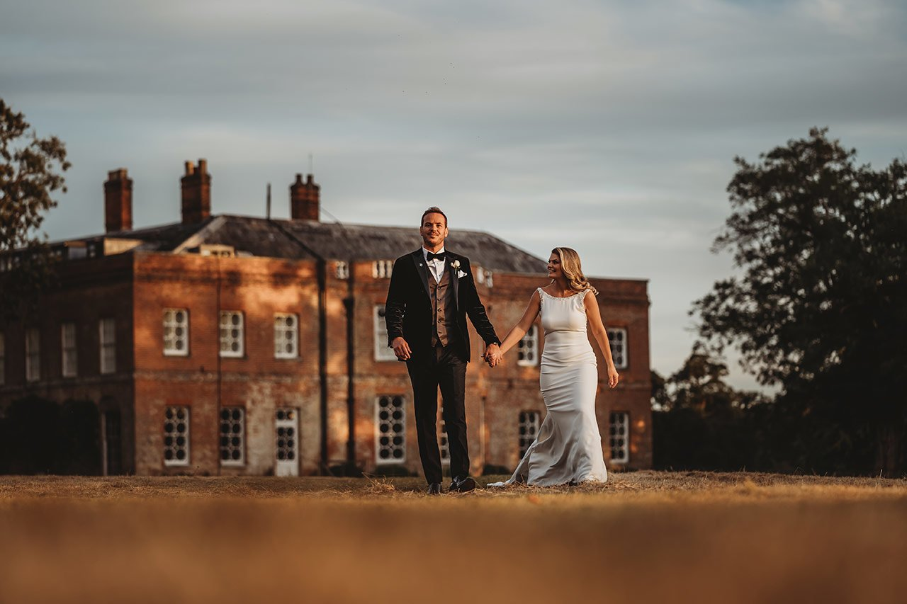 braxted park september wedding