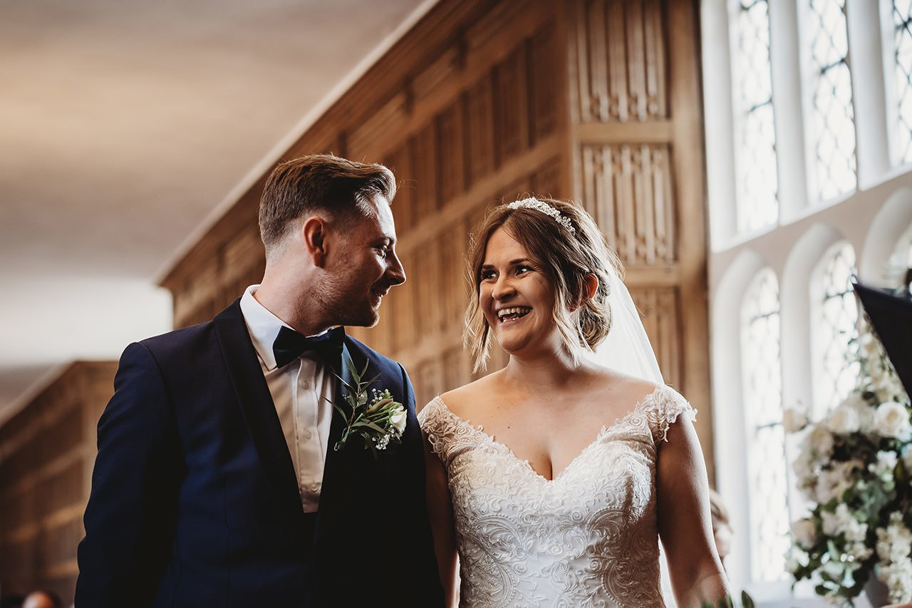 Emily & Michael / Gosfield Hall 12