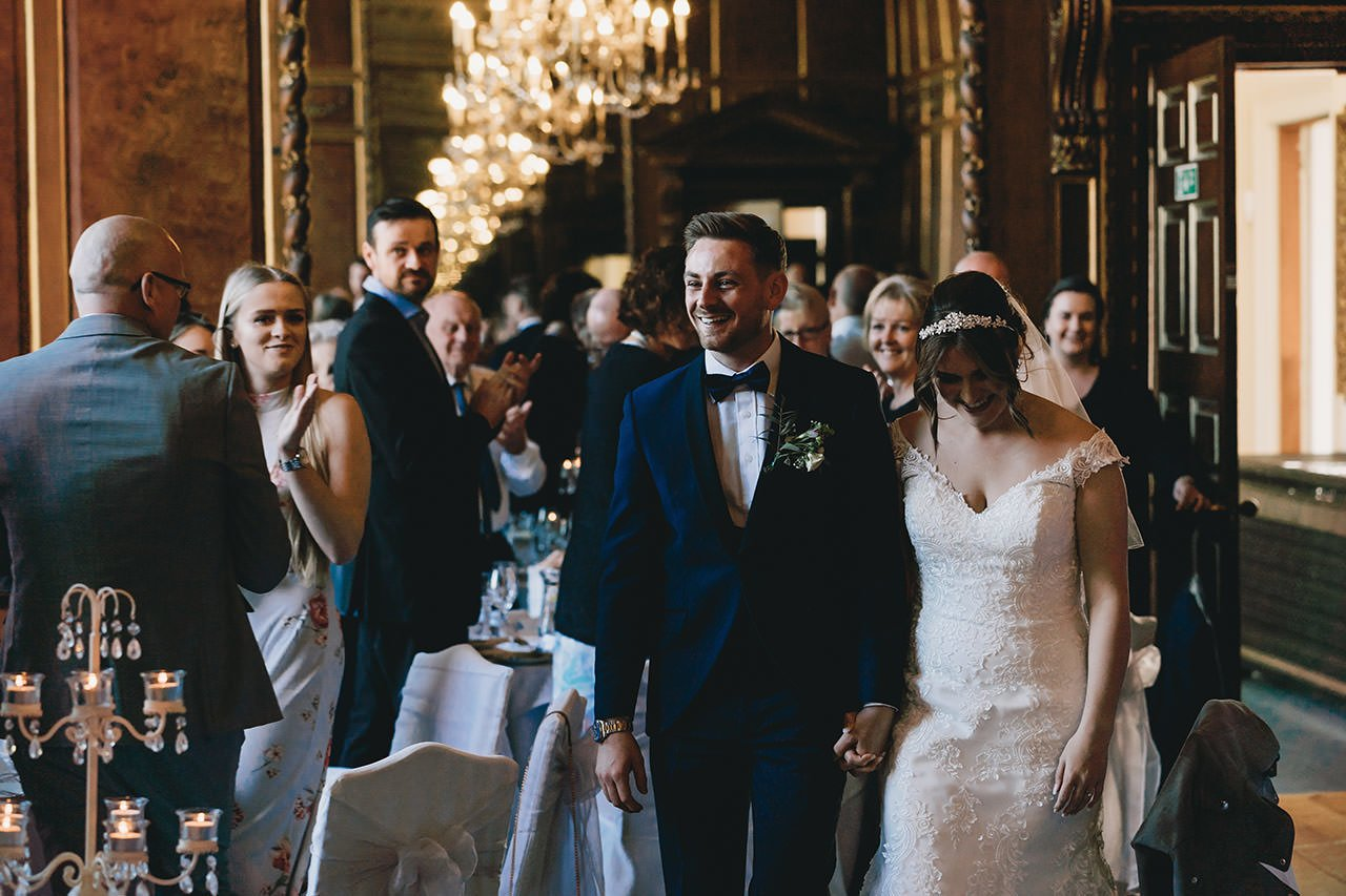 Emily & Michael / Gosfield Hall 23